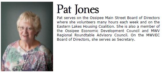 Pat Jones