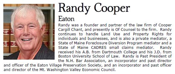 Randy Cooper