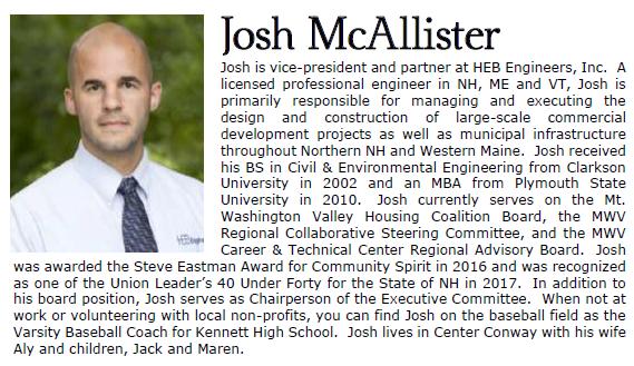 Josh McAllister