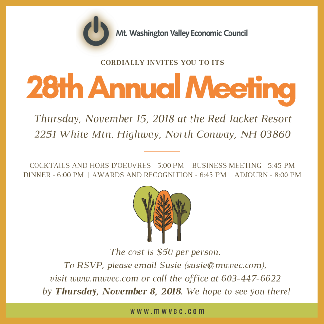 Annual Meeting Newspaper Ad